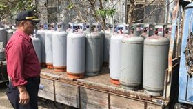 新竹,竹北,瓦斯,鋼瓶,氣爆,閃燃