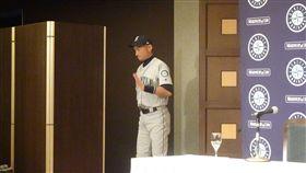 見證鈴木一朗退休 曾文誠:他是棒球修行者 中央社