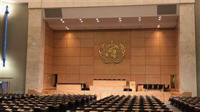 WHA將開幕 場內將有許多國家發言挺台世界衛生大會(WHA)即將在21日開幕,據外交部表示,將有超過25個理念相近國家及友邦發言支持台灣。中央社日內瓦攝 107年5月19日