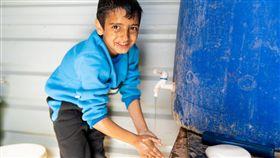 (圖/翻攝自推特)聯合國,UNICEF,世界水源日