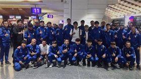 ▲中華U23男足。(圖/中華足協提供)