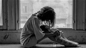 南韓,性侵犯,女童,小孩,崩潰(圖/翻攝自PIXABAY)