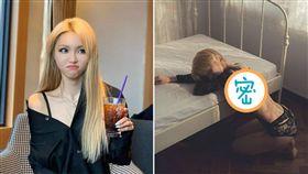 不靠胸部也能打天下!韓國近年來盛行「Miss Sexy Back」比賽,參賽女孩的外貌不用太美麗,胸部也不必太豐滿,只要擁有「美背」就夠迎戰。其中一名參賽正妹이유이(Yui Lee),她的背部曲線性感又迷人,讓不少網友看到後都過目不忘,紛紛直喊:「戀愛了!」(圖/翻攝自이유이 IG)
