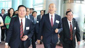 1080322高雄經貿介紹會暨簽約儀式,韓國瑜,高雄市府