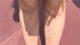日本,腿毛,禮貌,文化差異(圖/翻攝自爆怨公社)