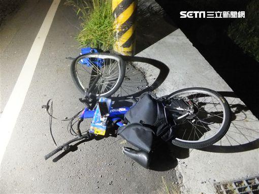 彰化,跑車,BMW,腳踏車,車禍,死亡
