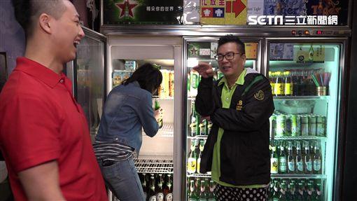 沈玉琳、曾智希《玉琳哥來代班》台啤配送員圖/東森噪咖提供