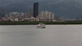 台北市,社子島,遊艇,漁網,受困