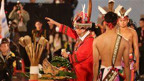 ▲原住民族運動會開幕。(圖/大會提供)