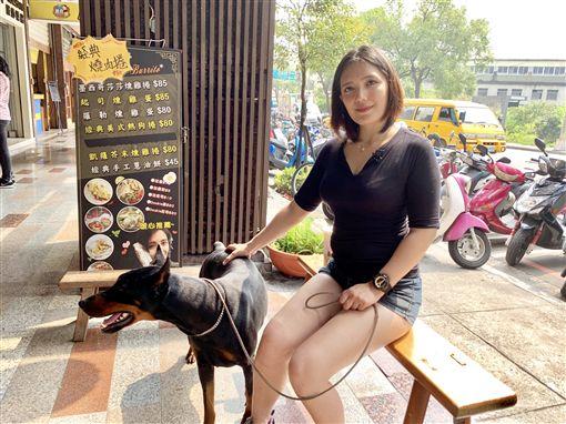 台中林熙蕾,戀愛蔥油餅,正妹,林梨勳(記者郭奕均攝影)
