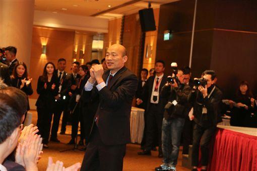 1080323澳門貿易投資洽談會暨簽約,韓國瑜,高雄市政府提供