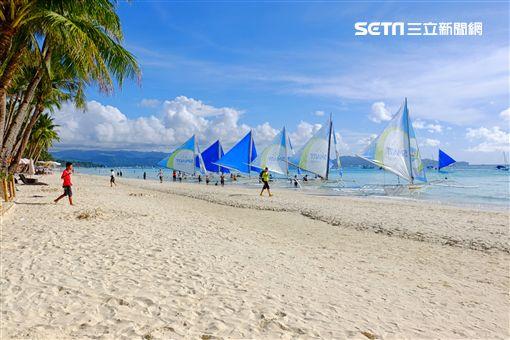 長灘島,世界最美的沙灘,菲律賓,旅遊,品冠旅行社圖/品冠旅行社