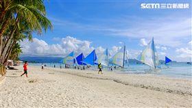 長灘島,世界最美的沙灘,菲律賓,旅遊,品冠旅行社 圖/品冠旅行社