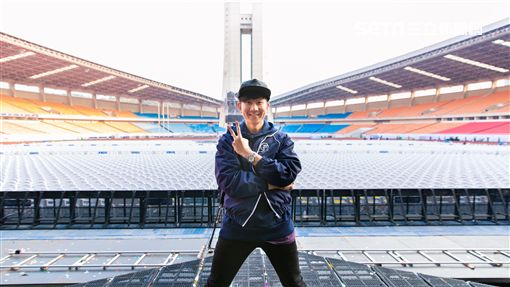 林俊傑《聖所2.0》杭州開跑。(圖/JFJ Productions提供)