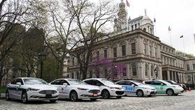 ▲紐約市府車隊(圖/翻攝網路)