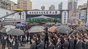 天道盟瘋濟公公祭 圖/記者游承霖攝影