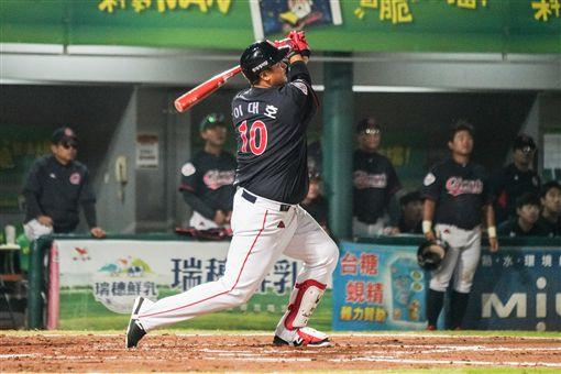 ▲韓國職棒最高薪選手李大浩擔任球員工會會長。(資料照/統一獅球團提供)