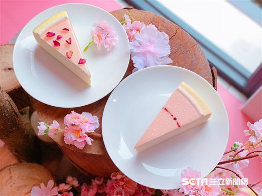 千層蛋糕,甜點。(圖/記者馮珮汶攝)