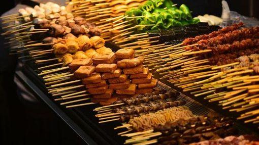 烤肉,燒烤,串燒(圖/PIXABAY)