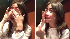 21歲YouTuber路路(路心倪)外型甜美卻有驚人食量,經常挑戰大胃王比賽,以「反差萌」爆紅。日前她在直播中,公佈人生中的創傷,淚訴自己遭哥哥的好友性侵1年,至今仍是噩夢,讓網友看得心疼不已。(圖/翻攝自《路路Lulu》YouTube