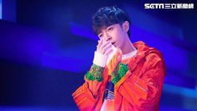 青峰在《歌手》挑戰以京劇、說唱方式,演唱《花田錯》(圖/智慧大狗提供)