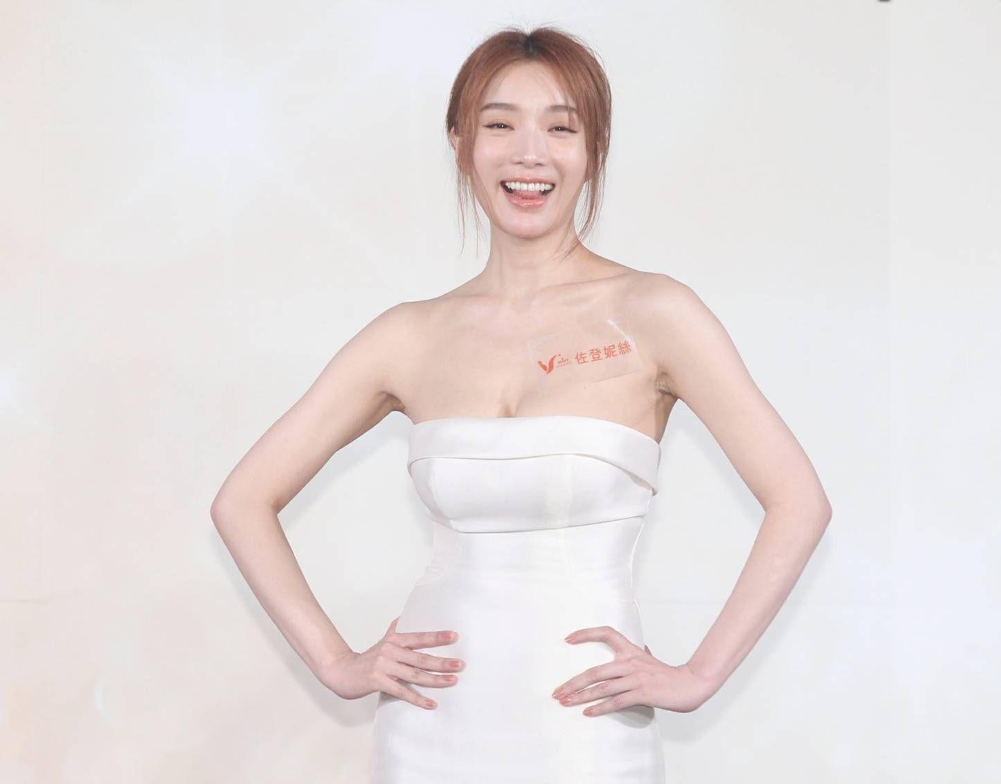 蔡淑臻(記者邱榮吉攝)