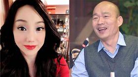 沈嶸通靈後發現,韓國瑜對於高雄市長寶座並不戀棧,目標是往中央邁進。(圖/沈嶸提供、翻攝自臉書)