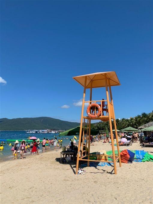 IG最夯打卡地!越南芽莊必去「蠶島」夢幻沙灘離島遊