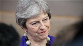 前俄諜毒殺案  梅伊赴歐盟尋求共同抗俄英國首相梅伊22日在歐盟領袖高峰會尋求各國領袖共同譴責俄羅斯,認為莫斯科當局在英國毒殺前俄國間諜,對英國造成威脅。中央社記者唐佩君布魯塞爾攝  107年3月23日