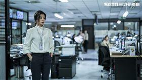 賈靜雯飾演新聞台主管霸氣凌人,贏得網友一片讚美聲。(圖/公視提供)