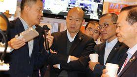 1080325韓國瑜訪大族激光科技公司