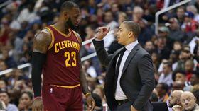 NBA/打臉沃神!他曝湖新帥非基德 NBA,洛杉磯湖人,LeBron James,Tyronn Lue,克里夫蘭騎士