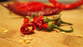 辣椒,切辣椒,辣椒籽(圖/Pixabay)