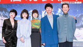 不論老、中、新三代演員無人不被陳博正演技所感動落淚。(圖/記者林士傑攝影)