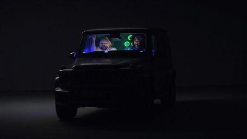 ▲賓士舉辦車載遊戲設計競賽(圖/翻攝網路)