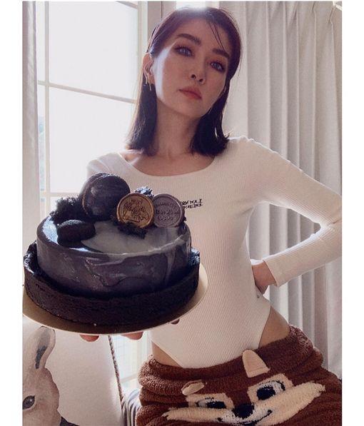 謝金燕 (圖/IG)