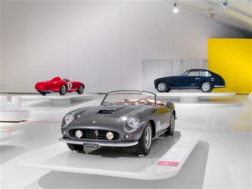 ▲250 California。(圖/Ferrari提供)