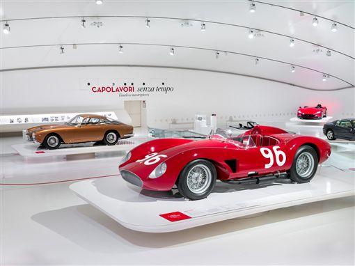 ▲500 TRC。(圖/Ferrari提供)