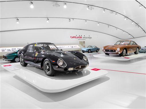 ▲250 GTO。(圖/Ferrari提供)