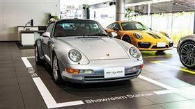 ▲Porsche台北敦南展示中心。(圖/Porsche提供)