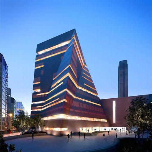 大英博物館被擠掉 泰特現代榮登英最受歡迎景點 翻攝自泰特現代美術館官網