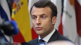 馬克宏籲英國會 再否決脫歐協議就是硬脫歐法國總統馬克宏21日出席歐盟峰會時表示,如果英國國會再否決脫歐協議,代表接下來將朝向無協議脫歐。中央社記者唐佩君布魯塞爾攝  108年3月21日