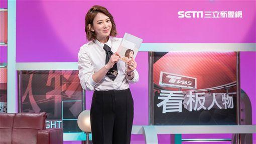 Melody上《看板人物》 圖/TVBS提供