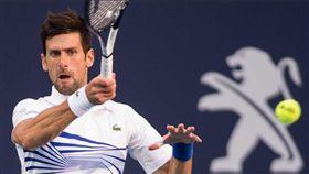 ▲喬科維奇連續2站都未能打進8強。(圖/翻攝自ATP Tour推特)