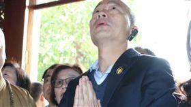 高雄市長韓國瑜3月27日前往廈門南普陀寺、廈門大學參訪,並與廈門台商座談。