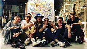 盧凱彤33歲冥誕,黃耀明發文悼念。(圖/翻攝自黃耀明臉書)