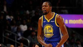 NBA/KD超火燙!勇士客場勝灰熊 NBA,金州勇士,Kevin Durant 翻攝自推特