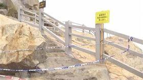 下落不明!硬闖海邊禁區童墜海 3大人急搶救「全回不來」 圖翻攝自微博