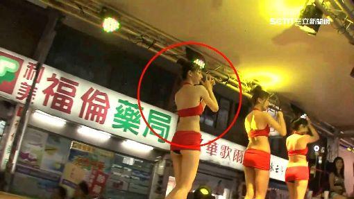最美魚販遭傳新加坡坐檯 阿澎親開直播反擊