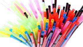 塑膠吸管 翻攝自Pixabay